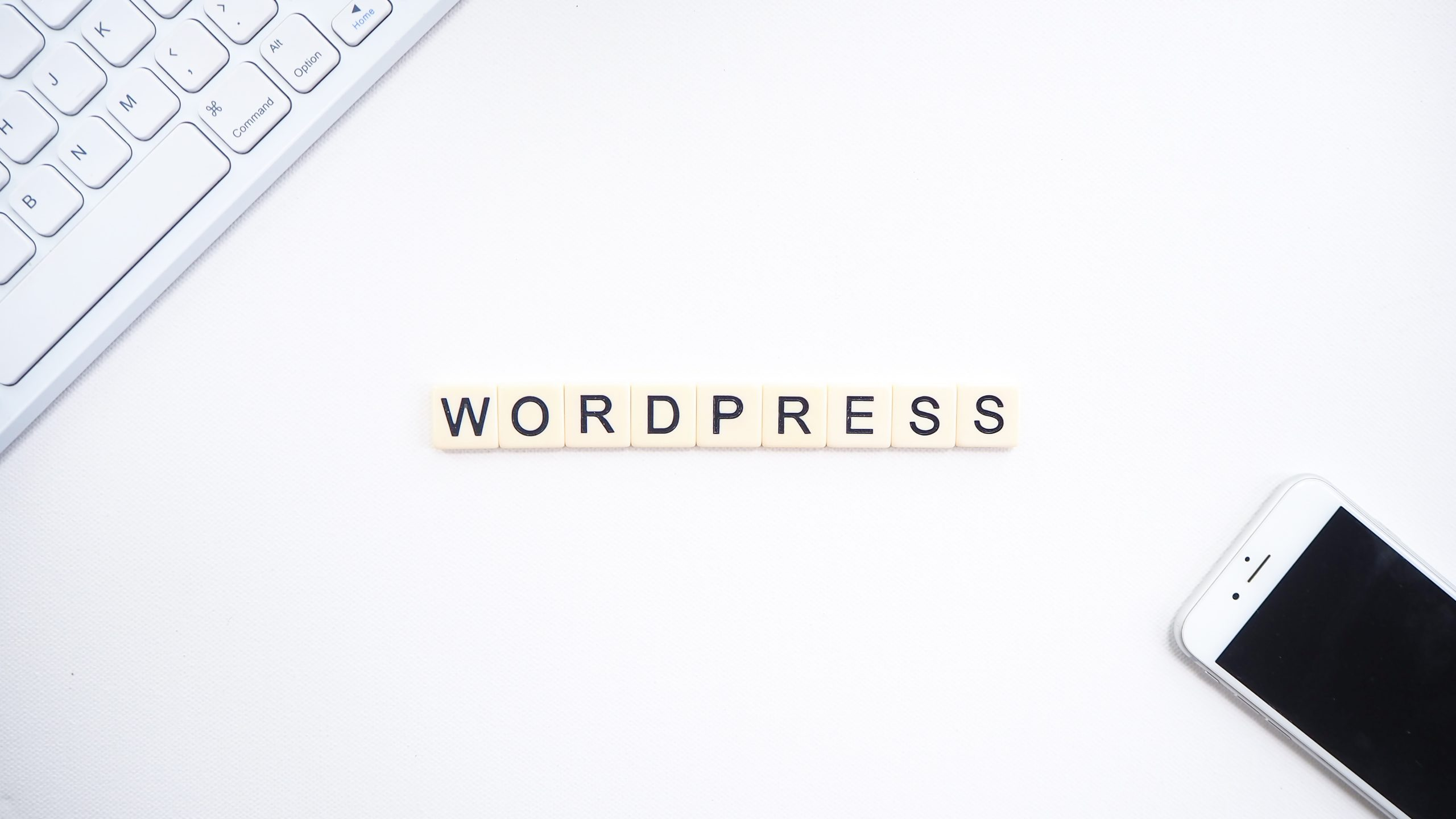 A beginners guide to create a simple WordPress website